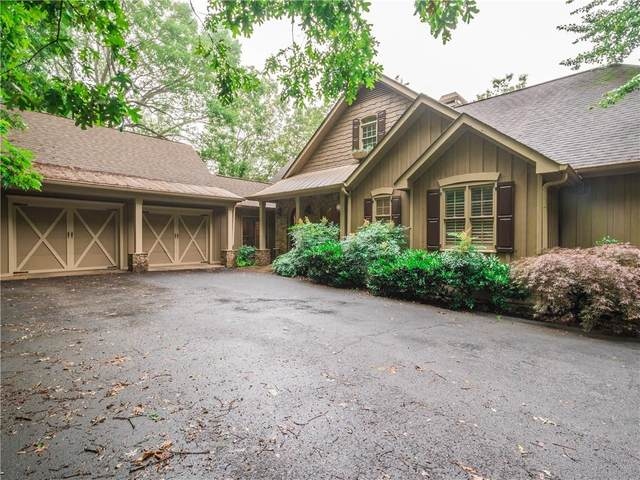 1192 Ridgeview Drive, Big Canoe, GA 30143 (MLS #6744267) :: The Heyl Group at Keller Williams