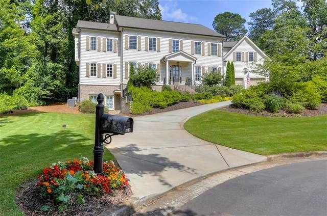 4805 Lafayette Court, Atlanta, GA 30327 (MLS #6744268) :: Kennesaw Life Real Estate