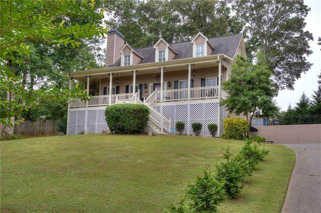 555 Douthit Ferry Road, Cartersville, GA 30120 (MLS #6744269) :: The Cowan Connection Team