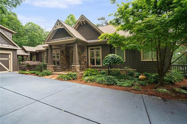 45 Flycatcher Point, Big Canoe, GA 30143 (MLS #6744271) :: The Heyl Group at Keller Williams