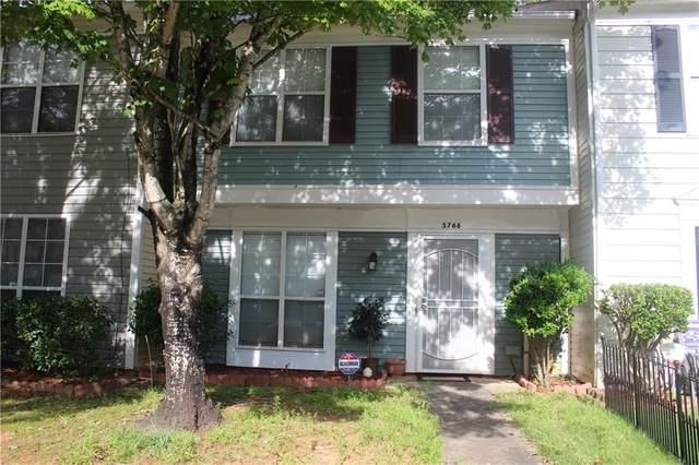 5766 Wells Circle, Stone Mountain, GA 30087 (MLS #6744272) :: The Butler/Swayne Team