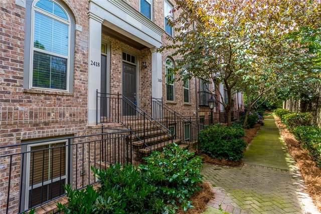 2420 Crescent Park Court #15, Atlanta, GA 30339 (MLS #6744297) :: Vicki Dyer Real Estate