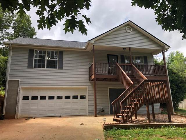 6320 Gold Dust Trail, Gainesville, GA 30506 (MLS #6744328) :: Path & Post Real Estate