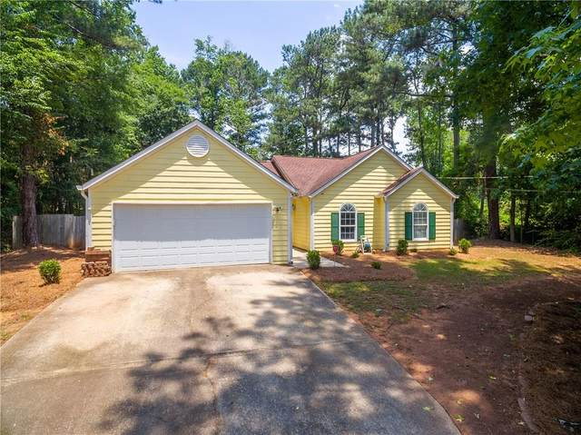 1614 Windy Hill Place, Conyers, GA 30013 (MLS #6744331) :: The Heyl Group at Keller Williams