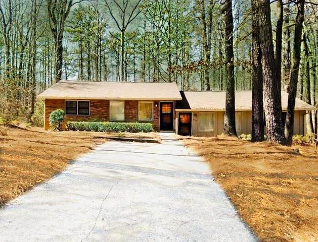 4373 Springwood Terrace, Forest Park, GA 30297 (MLS #6744332) :: The Zac Team @ RE/MAX Metro Atlanta