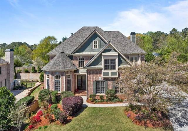 4825 Rushing Rock Way, Marietta, GA 30066 (MLS #6744337) :: North Atlanta Home Team