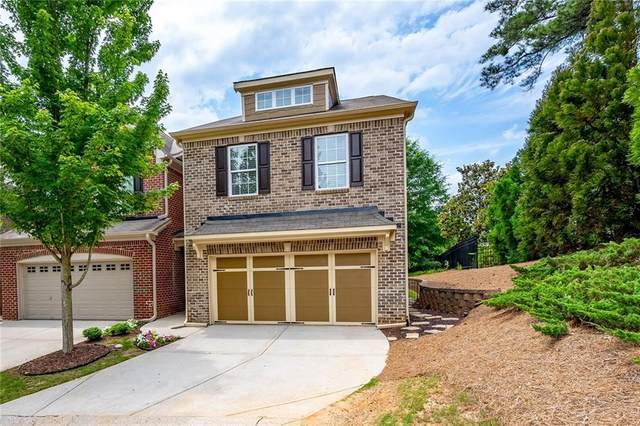 3803 Manor View, Alpharetta, GA 30004 (MLS #6744345) :: The Heyl Group at Keller Williams