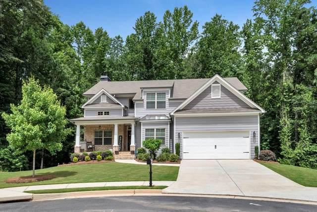 832 Mimosa Way, Jefferson, GA 30549 (MLS #6744367) :: Good Living Real Estate