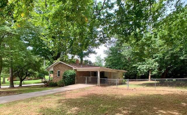 8214 Highland Drive SW, Covington, GA 30014 (MLS #6744385) :: North Atlanta Home Team