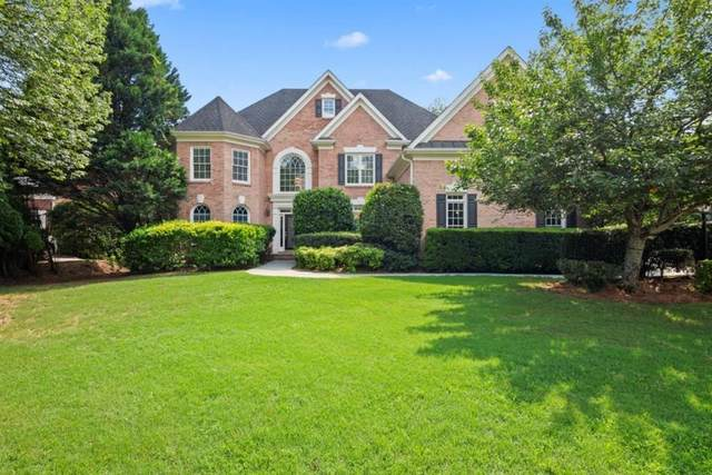 1075 Gunter Court, Alpharetta, GA 30022 (MLS #6744386) :: North Atlanta Home Team