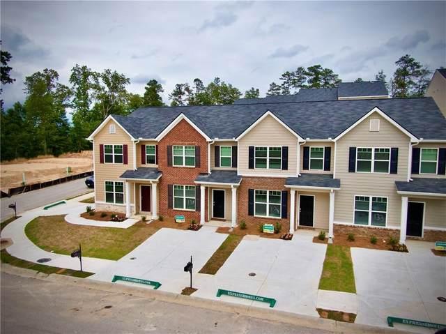 6161 Rockaway Road #133, Atlanta, GA 30349 (MLS #6744392) :: RE/MAX Paramount Properties