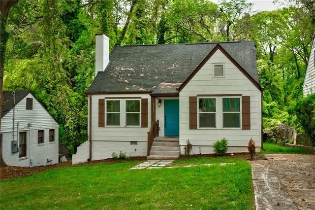 2305 Beecher Road SW, Atlanta, GA 30311 (MLS #6744420) :: Kennesaw Life Real Estate
