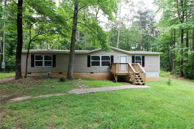88 George Avenue, Dawsonville, GA 30534 (MLS #6744437) :: The North Georgia Group