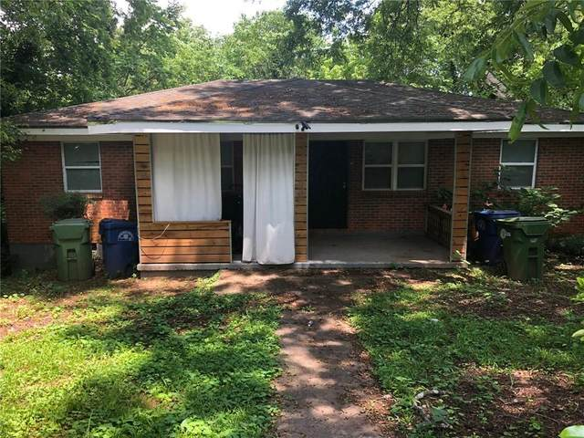 1150 Hubbard Street SW, Atlanta, GA 30310 (MLS #6744447) :: The Heyl Group at Keller Williams