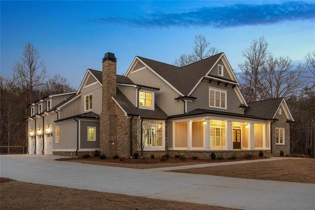 134 Sharp Mountain Creek, Ball Ground, GA 30107 (MLS #6744455) :: North Atlanta Home Team