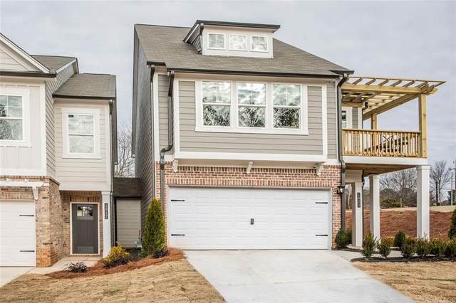 1813 Parkades Path SW #28, Marietta, GA 30008 (MLS #6744471) :: North Atlanta Home Team