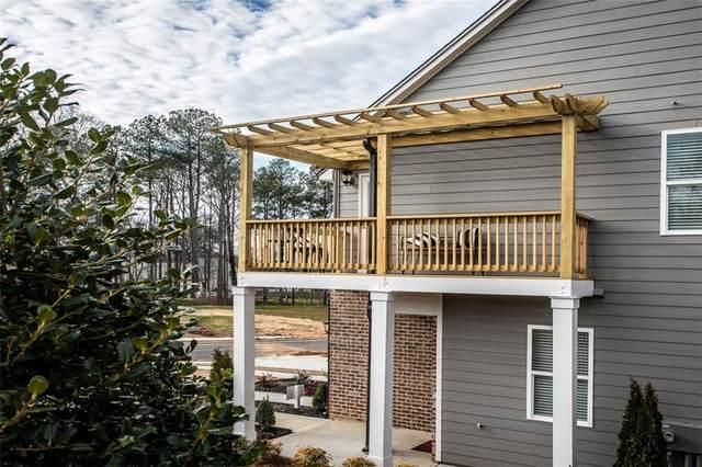 1809 Parkades Path SW #29, Marietta, GA 30008 (MLS #6744481) :: Kennesaw Life Real Estate