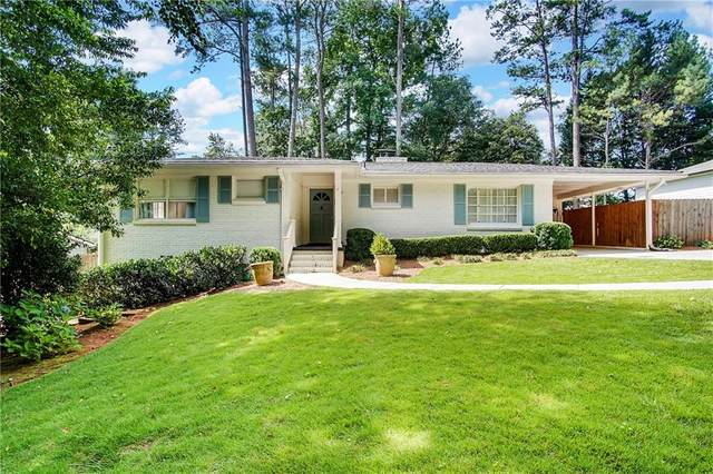 469 Carolwood Lane, Atlanta, GA 30342 (MLS #6744501) :: The Heyl Group at Keller Williams