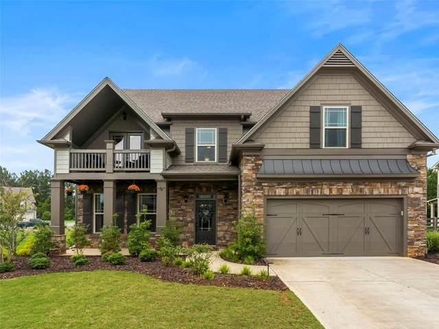 84 Red Wood Drive, Dallas, GA 30132 (MLS #6744515) :: RE/MAX Paramount Properties