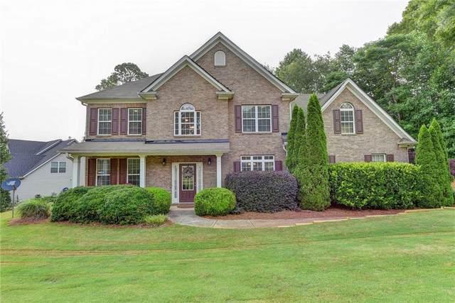 1870 Andrew Jackson Court, Jefferson, GA 30549 (MLS #6744522) :: Good Living Real Estate