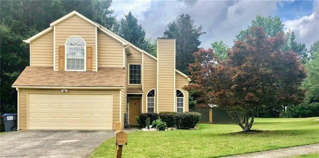 4636 Secret Cove, Austell, GA 30106 (MLS #6744526) :: Kennesaw Life Real Estate