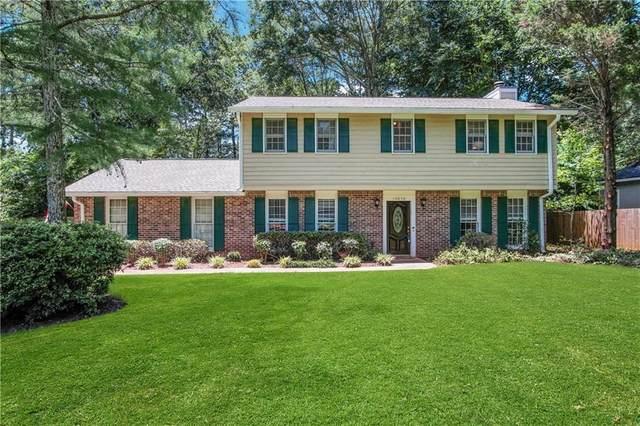 10050 Timberstone Road, Johns Creek, GA 30022 (MLS #6744557) :: North Atlanta Home Team