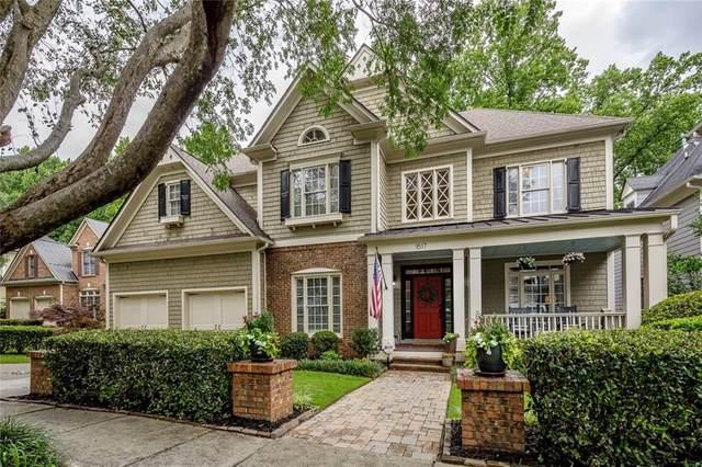 1517 Eidson Hall Drive, Atlanta, GA 30338 (MLS #6744566) :: North Atlanta Home Team