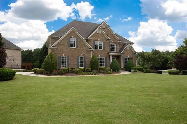 1270 Cresthaven Lane, Lawrenceville, GA 30043 (MLS #6744574) :: North Atlanta Home Team