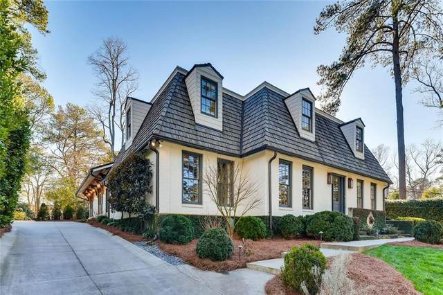 1494 Hanover West Drive NW, Atlanta, GA 30327 (MLS #6744584) :: North Atlanta Home Team