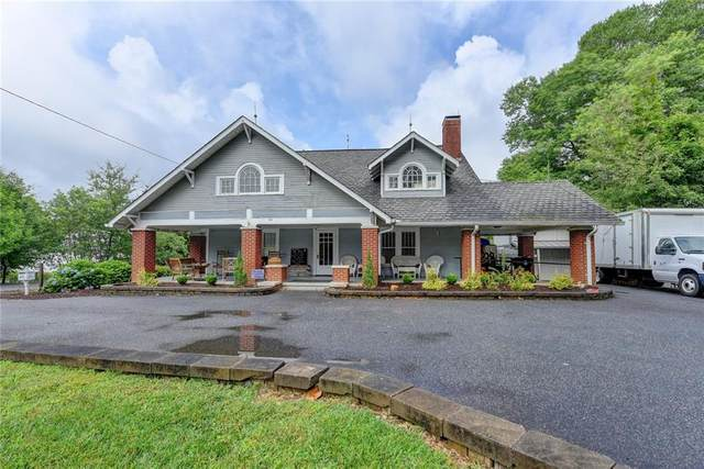 336 Highway 9 S, Dawsonville, GA 30534 (MLS #6744614) :: Path & Post Real Estate