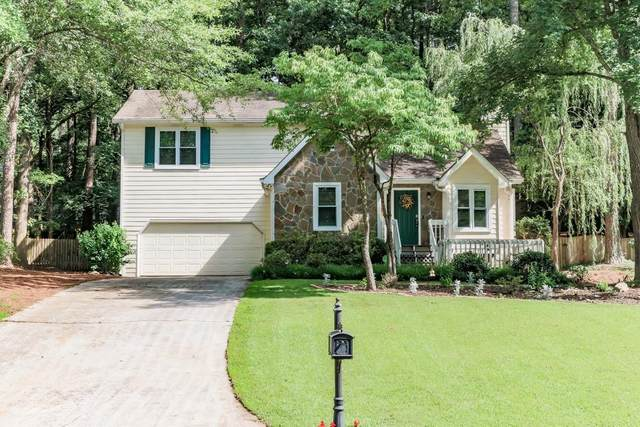 1565 Milford Creek Lane SW, Marietta, GA 30008 (MLS #6744615) :: Kennesaw Life Real Estate