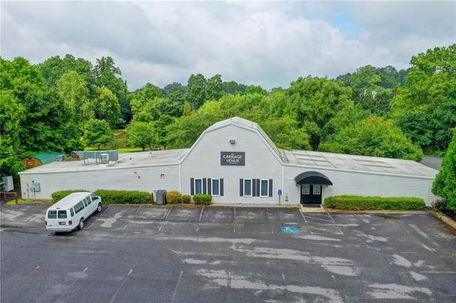348 Highway 9 S, Dawsonville, GA 30534 (MLS #6744621) :: Compass Georgia LLC