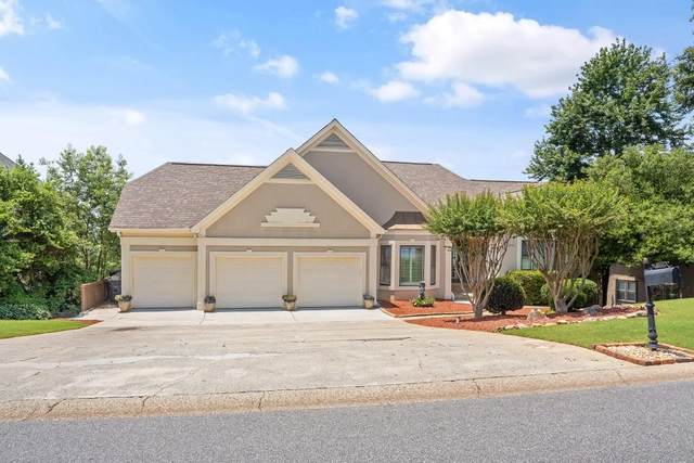 4337 Highborne Drive NE, Marietta, GA 30066 (MLS #6744622) :: Tonda Booker Real Estate Sales