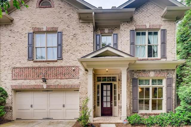 3062 NE Stone Gate Drive NE Na, Atlanta, GA 30324 (MLS #6744640) :: North Atlanta Home Team