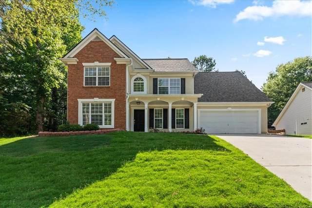 3 Avondale Circle, Newnan, GA 30265 (MLS #6744652) :: Todd Lemoine Team