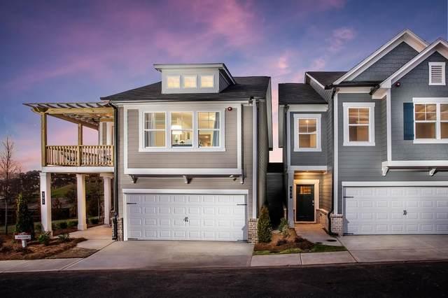 774 Belrose Drive #44, Smyrna, GA 30080 (MLS #6744667) :: North Atlanta Home Team