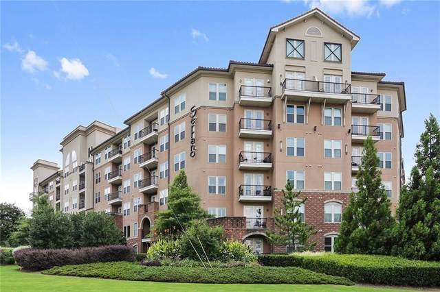 901 Abernathy Road #1170, Sandy Springs, GA 30328 (MLS #6744687) :: Good Living Real Estate