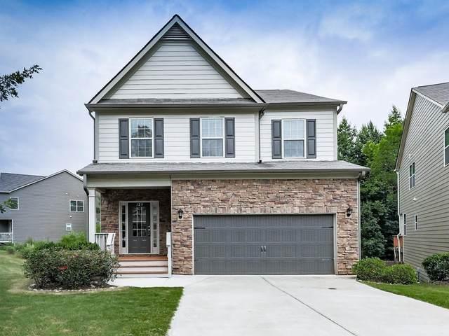 123 Freedom Drive, Acworth, GA 30102 (MLS #6744692) :: North Atlanta Home Team