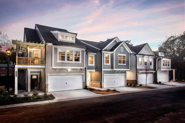 790 Belrose Drive #48, Smyrna, GA 30080 (MLS #6744701) :: North Atlanta Home Team