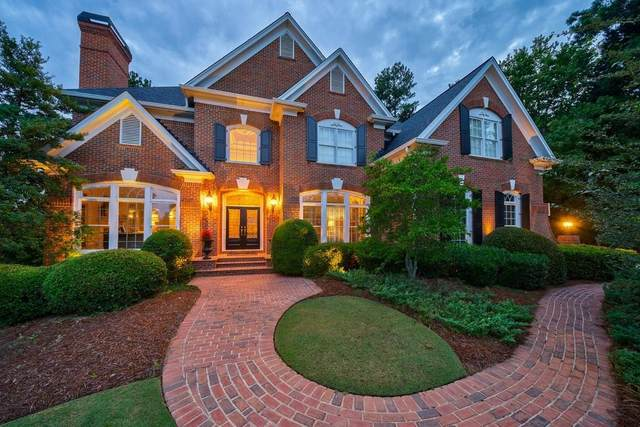 1005 Tullamore Place, Alpharetta, GA 30022 (MLS #6744704) :: The Heyl Group at Keller Williams