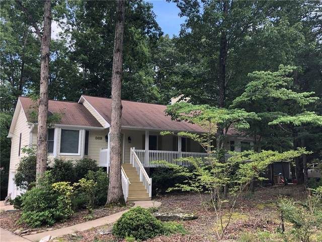 369 Pinebrook Drive, Waleska, GA 30183 (MLS #6744706) :: Dillard and Company Realty Group