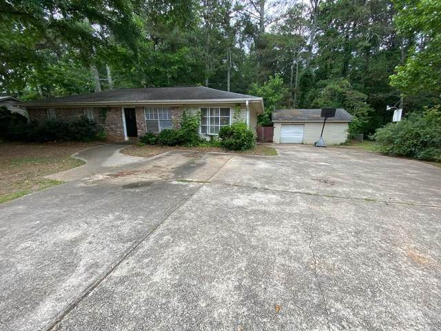 4690 SW Flint Hill Road SW, Austell, GA 30106 (MLS #6744711) :: North Atlanta Home Team