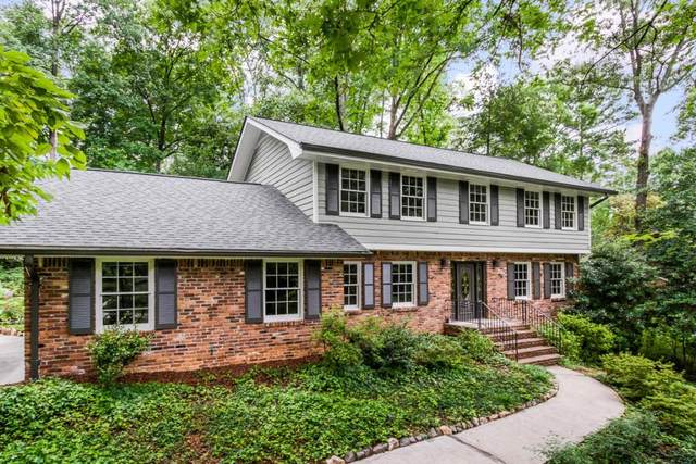 3624 Sunderland Circle NE, Brookhaven, GA 30319 (MLS #6744713) :: North Atlanta Home Team