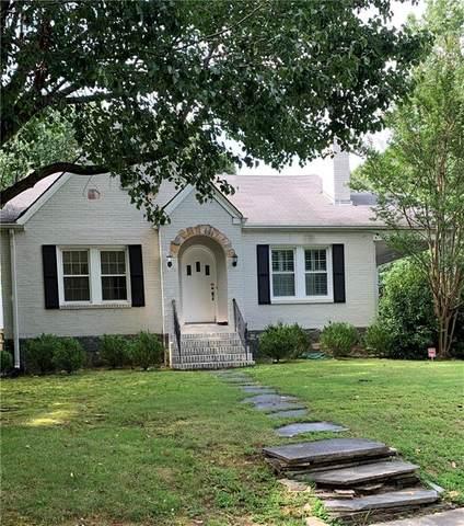 340 Peachtree Avenue, Atlanta, GA 30305 (MLS #6744732) :: The Heyl Group at Keller Williams