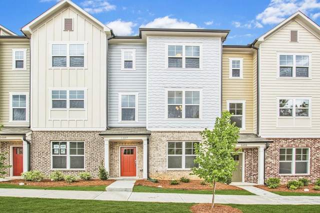 1634 Venture Point Way #45, Decatur, GA 30032 (MLS #6744738) :: Tonda Booker Real Estate Sales