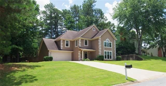 481 Clarion Road, Lawrenceville, GA 30043 (MLS #6744764) :: North Atlanta Home Team