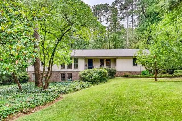 6550 Burdett Drive, Sandy Springs, GA 30328 (MLS #6744765) :: Kennesaw Life Real Estate