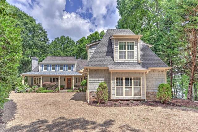 9180 Four Mile Creek Road, Gainesville, GA 30506 (MLS #6744791) :: Path & Post Real Estate
