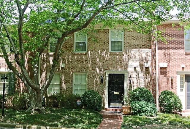 3050 Margaret Mitchell Drive NW #23, Atlanta, GA 30327 (MLS #6744805) :: The Heyl Group at Keller Williams