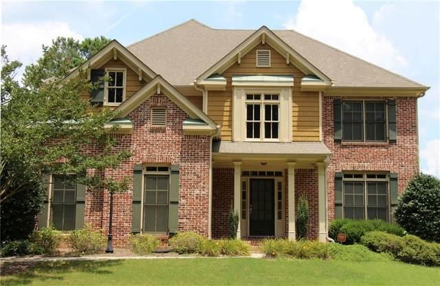 110 Kingsford Crossing, Acworth, GA 30101 (MLS #6744806) :: Path & Post Real Estate